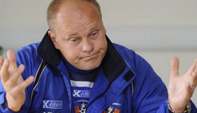 Foto: Mixu Paatelainen: Cred că am fost echipa mai bună, dar nu a fost de ajuns