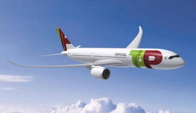 Foto: Compania aeriană TAP Air Portugal pleacă din România. Ce se întâmplă cu cei care au luat deja bilete