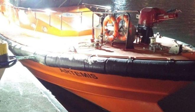Foto: Marinar găsit fără viaţă, în portul Constanţa. Nu e exclusă varianta unei crime!