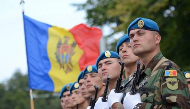 Foto: Igor Dodon acuză armata Republicii Moldova de trădare