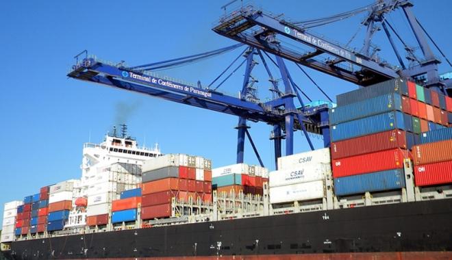 Foto: Moment istoric în flota de portcontainere