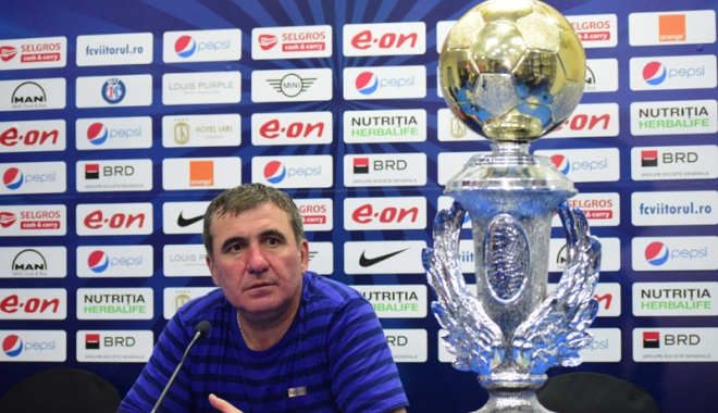 Foto: Momentul adevărului pentru FC Viitorul  şi FCSB. Astăzi se află decizia TAS
