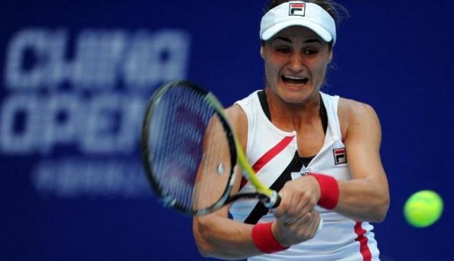 Foto: Tenis / Monica Niculescu a câştigat, la dublu, turneul de la Hobart