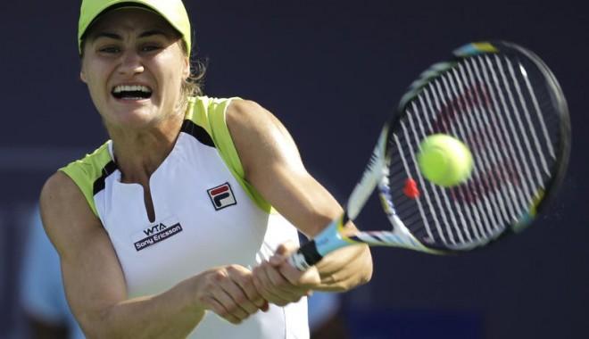 Foto: Tenis / Monica Niculescu, în semifinale la BRD Bucharest Open