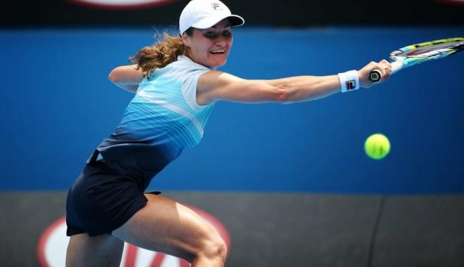 Foto: Zi perfectă pentru tenisul românesc / Monica Niculescu şi Raluca Olaru, victorioase în partidele de la Hobart