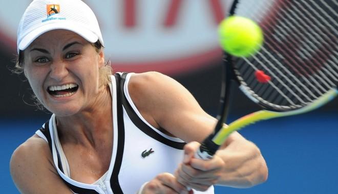 Foto: Tenis / Monica Niculescu, eliminată în primul tur la Hong Kong