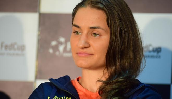 Tricolorele, pregătite să înfrunte Marea Britanie. Simona Halep, încântată de revenirea la Constanţa - monicaniculescu5-1492709979.jpg