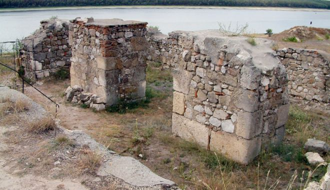 Foto: Cetatea Capidava, prin ochii specialiştilor
