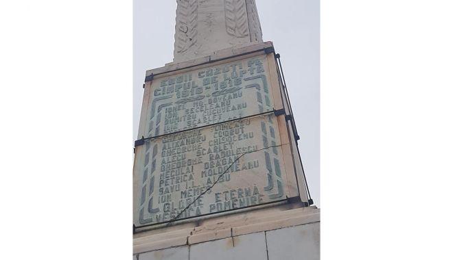 Monumentul Eroilor din Murfatlar a intrat în reabilitare - monumentuleroilor32-1618507951.jpg