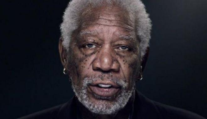 Foto: Morgan Freeman, ACUZAT DE HĂRȚUIRE SEXUALĂ! Ce spune actorul