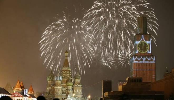 Foto: LA MULȚI ANI, 2015! Noaptea Anului Nou pe tot globul pământesc! IMAGINI DE POVESTE