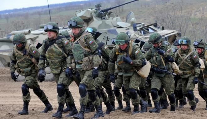 """Foto: Moscova dezminte acuzaţiile Ucrainei. """"Nu am lăsat trupe în Belarus după Zapad 2017"""""""