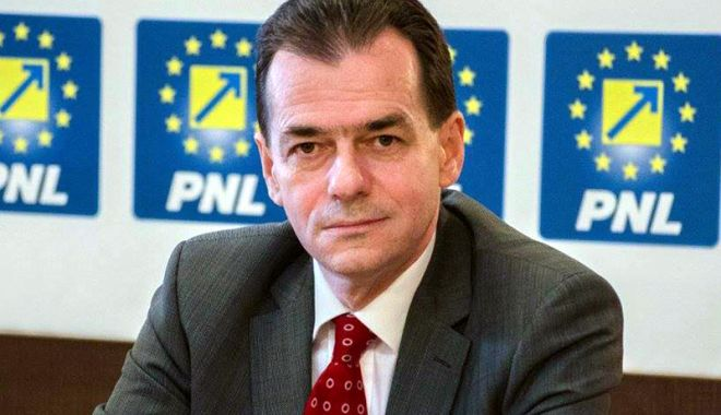 Foto: Ludovic Orban spune că PNL nu renunță la moțiunea de cenzură