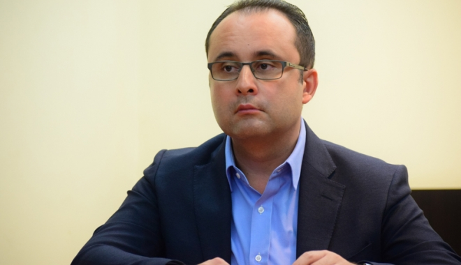 """Foto: Cristian Buşoi, de la PNL: """"Obiectivul maximal este să demitem Guvernul"""""""