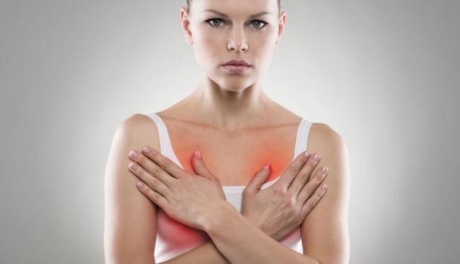 NU E DE GLUMIT! 15% dintre femei prezintă anormalităţi la sân