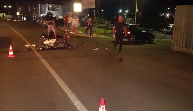 Galerie foto. Bărbatul care l-a lovit mortal pe motociclistul fără permis, de la Valu Traian, arestat - motociclist3-1534501881.jpg