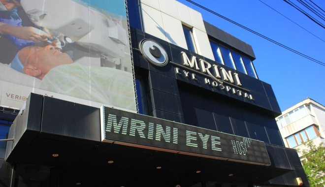 Foto: Program normal la Mrini Eye Hospital, în zilele libere de la stat
