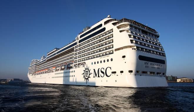 Foto: MSC Cruises şi-a anulat croazierele spre porturile turceşti