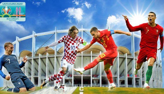 Foto: Cerere uriaşă de bilete pentru EURO 2020. Până când poţi să-ţi faci rezervare