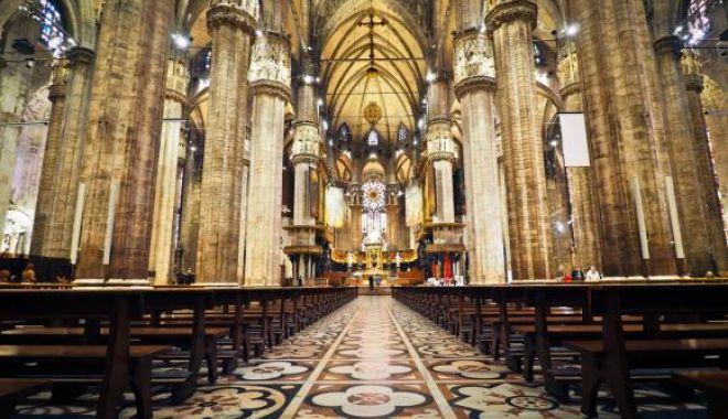 """Foto: Un român beat a strigat """"Allah Akbar"""" într-o biserică din Italia, în timpul slujbei de Bobotează"""