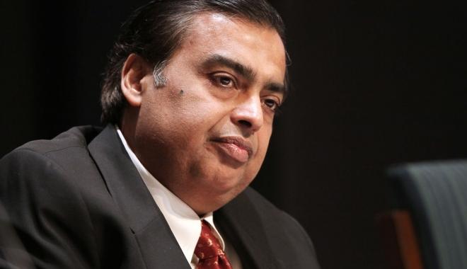 Foto: Cel mai bogat om din India vrea să ofere internet 4G gratuit pentru un miliard de oameni