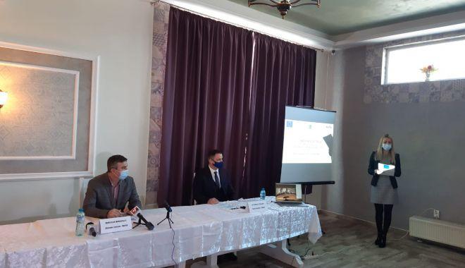 Dezvoltarea şi promovarea moştenirii comune încep din oraşul Murfatlar - murfatlar3-1611342865.jpg