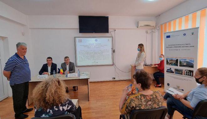 """""""Dezvoltarea potențialului turistic, protejarea și promovarea moștenirii comune"""", proiect în desfăşurare la Primăria Murfatlar - murfatlar3-1624133081.jpg"""