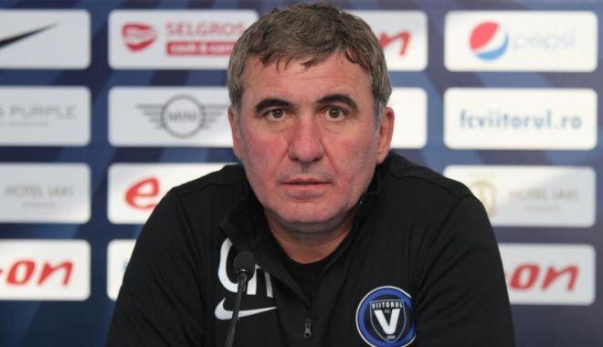 Foto: Mutare importantă la FC Viitorul. Gheorghe Hagi nu mai este manager tehnic