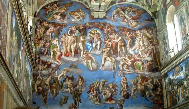 UN NOU DIRECTOR la Muzeul Vaticanului - muzeevaticancapelasixtina-1482404830.jpg