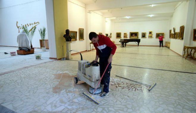 Muzeul de Artă se va extinde până la toamnă.  Investiția se ridică la 700.000 de euro - muzeu2-1518018207.jpg