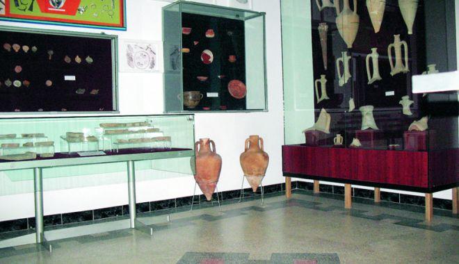 Foto: Să descoperim istoria Dobrogei! Muzeul de la Hârşova îşi aşteaptă vizitatorii