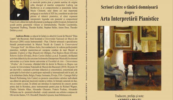 Concert-conferință la Muzeul de Artă, dedicat lui Carl Czerny, considerat primul profesor de pian - muzeujpeg-1626187341.jpg