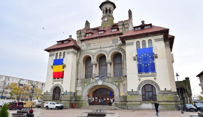 """Foto: Scandalul reabilitării Muzeului  de Istorie! Cum s-au """"evaporat"""" milioane de euro"""