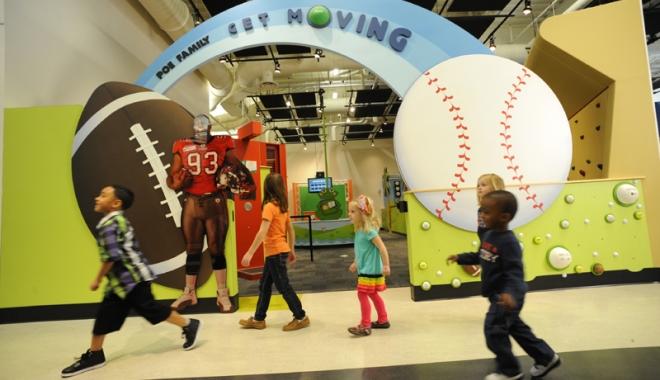 Foto: Primul muzeu din lume dedicat jocurilor pentru copii s-a deschis la Sankt Petersburg