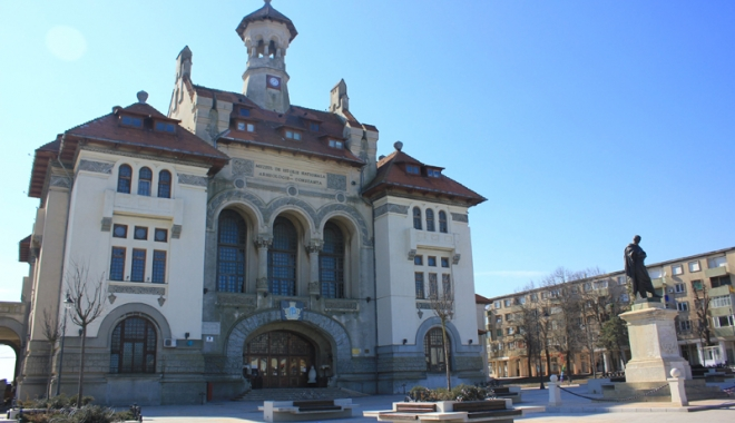 Foto: Eveniment important pentru constănţeni, găzduit de Muzeul de Istorie Națională și Arheologie Constanța