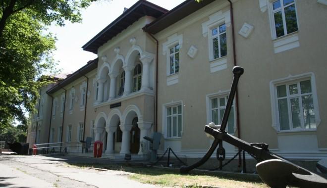 Foto: Eveniment important la sediul Muzeului Militar de Marină, Constanța