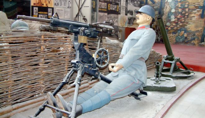 Foto: Muzeul Militar Constanţa vă aşteaptă  să descoperiţi poveştile eroilor dobrogeni