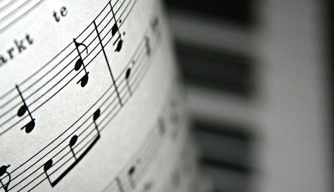 """Foto: """"Ofer piese muzicale de toate genurile, fără nicio pretenție financiară"""""""