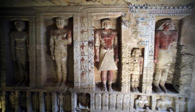 GALERIE FOTO / Primele imagini dintr-un mormânt vechi de 4.400 de ani descoperit recent în Egipt - mwixyjexmdkxzdexyzg0yji2ogi4nzhh-1545056092.jpg