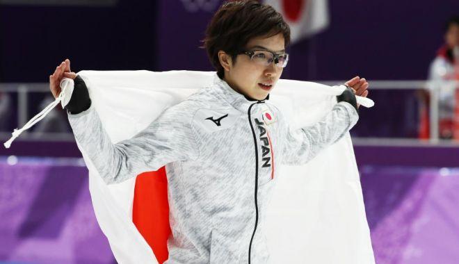 Foto: Alexandra Ianculescu, locul 31 la patinaj. Aur pentru Japonia