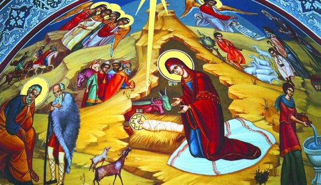 """Foto: """"Naşterea Domnului - Crăciunul, cel mai important eveniment din istoria omenirii"""""""
