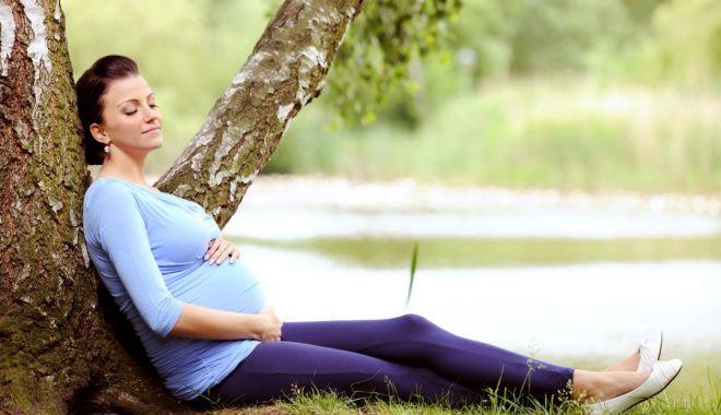 Foto: Copilul se naște când simte că mama îi asigură un mediu încrezător și iubitor