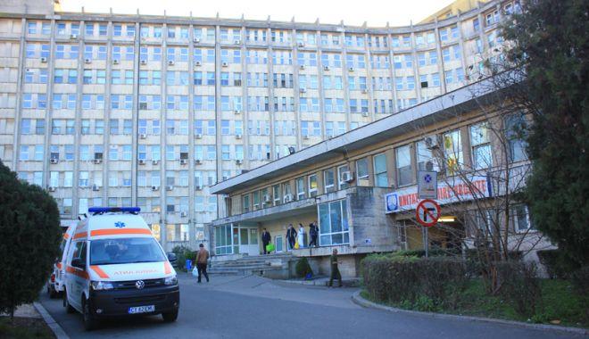Foto: CONTROL DE AMPLOARE LA SPITALUL JUDEȚEAN CONSTANȚA!