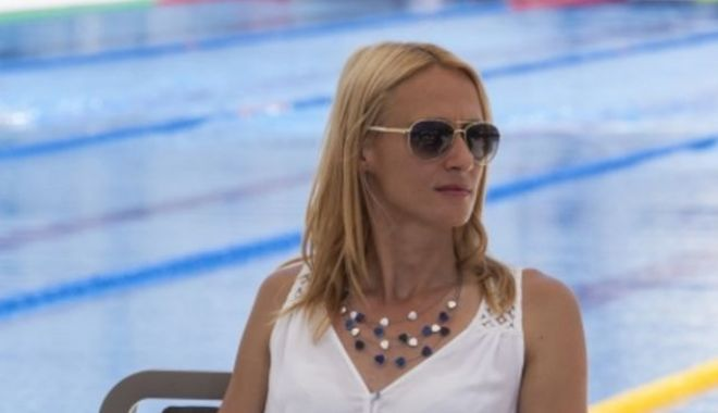 "Foto: ""Ne dorim să organizăm Campionatele Europene de nataţie la Otopeni"""