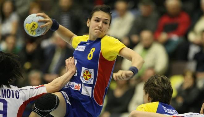Foto: Handbal feminin: Naţionala României se pregăteşte de Trofeul Carpaţi