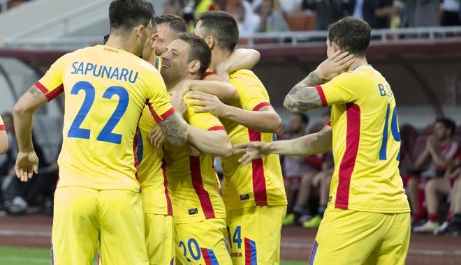 Foto: FOTBAL / Naţionala României a urcat pe locul 39 în clasamentul FIFA