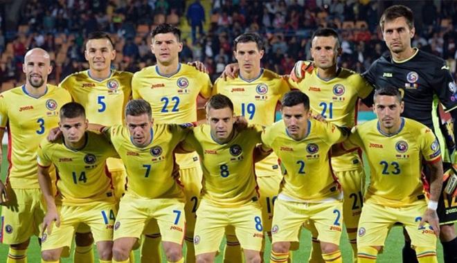 Foto: Naţionala de fotbal a României a urcat în clasamentul FIFA