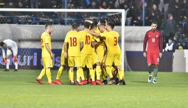 Foto: Cinci jucători de la FC Viitorul, convocaţi la naţionala de tineret a României