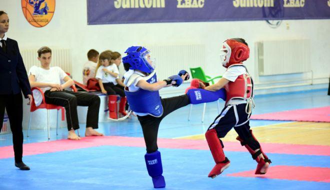 Foto: Naţionalele de Kung-Fu, în week-end, la Sala Tomis