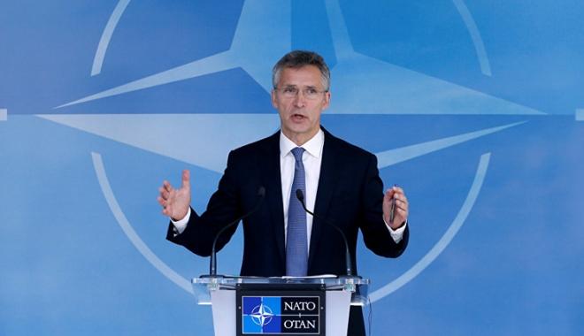 """Foto: """"NATO nu va lăsa niciodată Afganistanul  să redevină un sanctuar pentru terorişti"""""""